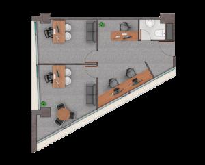 PLANTA E49,09 m2