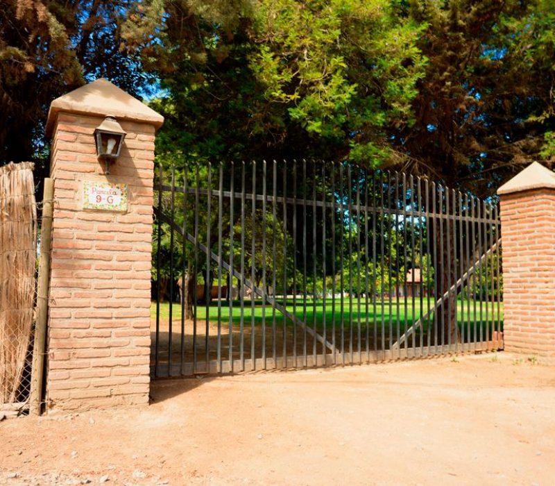 Entorno proyecto Puertas de Chicureo